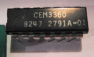 E-mu Systems - VCA chip by SSM's competitor, Curtis CEM