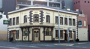Hope and Anchor Tavern - Image: CG Hope and Anchor Feb 2015