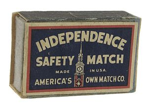 Made in USA - Matchbox