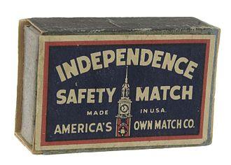 Made in USA - Matchbox