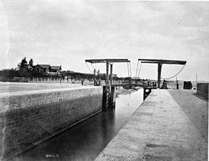 Ismailia - Ismalaïlia, ca. 1870