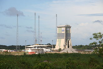 European Space Agency - Soyuz Launch Complex