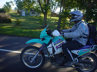 Kawasaki KLR650 - 1995 KLR650