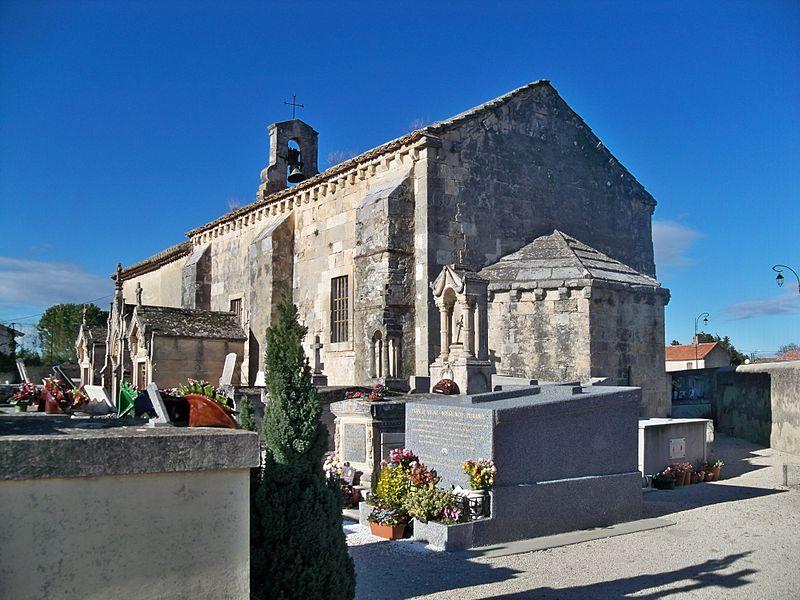 Chapelle Saint Michel de Cabannes (13)
