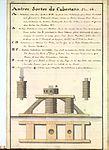 Cabestan du XVIIIè siècle avec son châssis.jpg