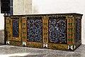 Cadeiral do coro da igrexa de Gammelgarn.jpg