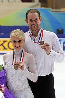 Caitlin Yankowskas American pair skater
