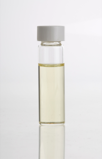 Cajeput oil - Cajeput essential oil in clear glass vial. Each oil may have different colors, either yellowish, clear, or greenish