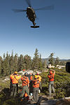 Cal Guard, volunteer searchers team up for rescue exercise 140726-Z-EM371-009.jpg