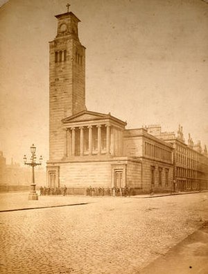Alexander Thomson - Caledonia Road Church, Glasgow