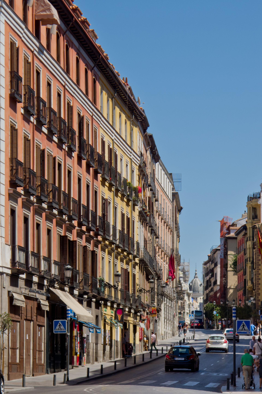 Calle Mayor Madrid Wikipedia La Enciclopedia Libre