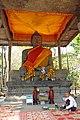 Cambodia-2511 - Angkor Thom Buddha (3604429760).jpg