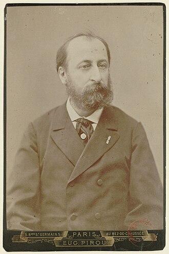 Eugène Pirou - Camille Saint-Saëns