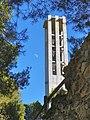 Campanar de Montferri entre els arbres - panoramio.jpg