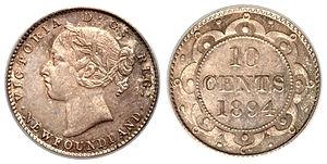 Coins of the Newfoundland dollar