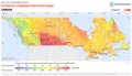 Canada PVOUT Photovoltaic-power-potential-map lang-FR GlobalSolarAtlas World-Bank-Esmap-Solargis.png