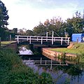 Canal swing bridge Outwood - geograph.org.uk - 1533942.jpg