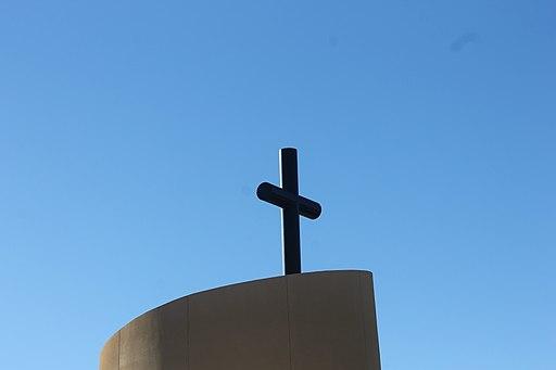 Canyon Christian Ridge Church Cross