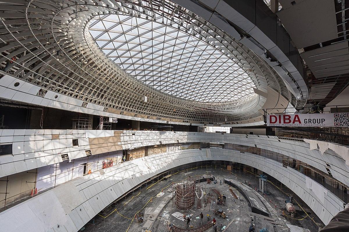 List Of Shopping Malls In Iran Wikipedia