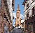 Caraman - Le clocher de l'église Saint-Pierre.jpg