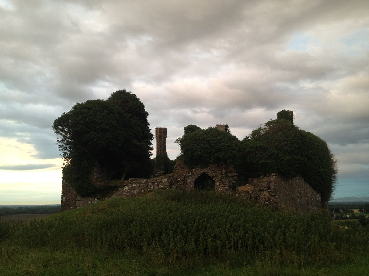 Robert preston 1st baron gormanston wikipedia for Kildare castle