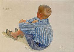 LARSSON, Carl Esbjörn 1910