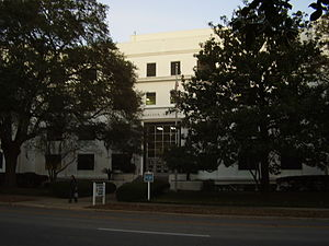 Florida Department of Corrections - Doyle Carleton Building, current headquarters
