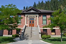 Carnegie Library (Wallace, Idaho).jpg