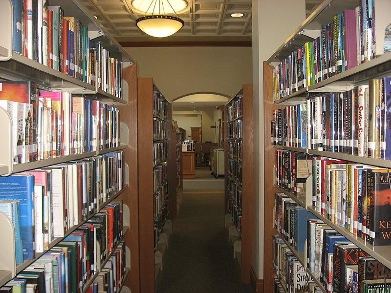 File:Carnegie library in Danville, Indiana, interior.jpg