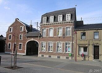 Moelingen - Stylish buildings in Moelingen