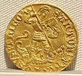 Casale monferrato, guglielmo I paleologo marchese, oro, 1464-1483.JPG