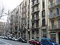 Cases Jeroni F Granell - carrer Mallorca P1420450.jpg