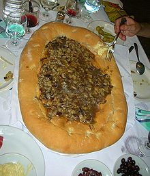 Recette espagnol gazpacho manchego