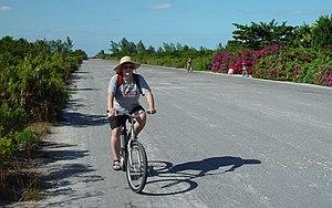 Castaway Cay - Image: Castaway Cay runway