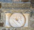 Castello di bodrum, torre d'italia, stemma giambattista orsini 01.JPG