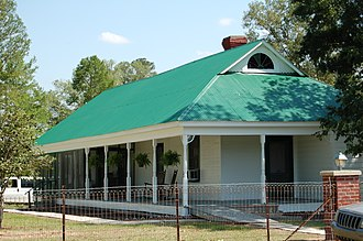 National Register of Historic Places listings in Livingston Parish, Louisiana - Image: Castleberry