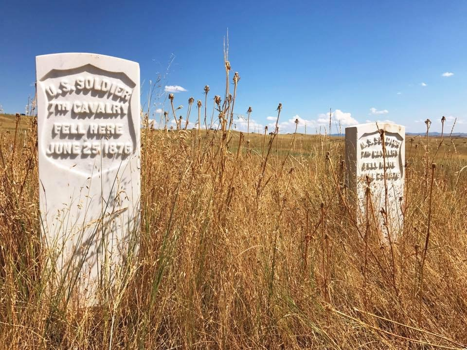 Casualty Marker Battle of the Little Bighorn