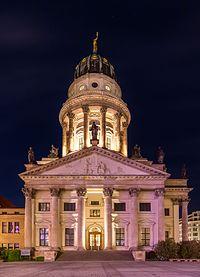 Catedral Francesa, Berlín, Alemania, 2016-04-22, DD 16-18 HDR.jpg