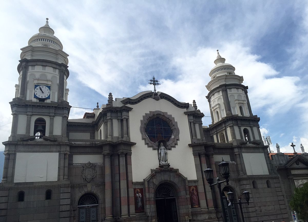 Catedral basílica menor de la Inmaculada Concepción (Mérida ...