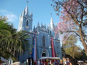 San Lorenzo, Paraguay - San Lorenzo Cathedral