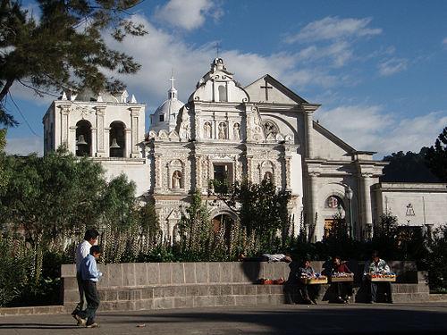 roman catholic church and uniquely guatemalan
