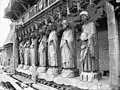 Cathédrale Notre-Dame - Bras sud du transept, Galerie des Prophètes - Reims - Médiathèque de l'architecture et du patrimoine - APMH00030418.jpg