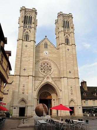 Chalon-sur-Saône - Chalon Cathedral
