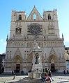 Cathédrale St Jean façade ouest Lyon 12.jpg