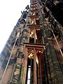 Cathédrale de Strasbourg - base du clocher, détail - 20160606 191828.jpg