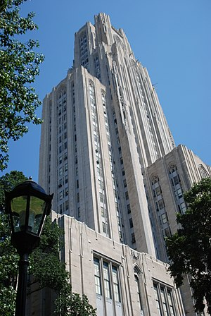 University of Pittsburgh School of Social Work - The School of Social Work is headquartered in the Cathedral of Learning