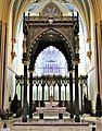 Cathedral of Saint Patrick interior - Norwich, Connecticut 02.jpg
