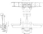 Caudron C.39 3-view L'Aerophile June,1921.png