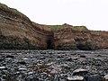 Caves below Cowbar Lane - geograph.org.uk - 515114.jpg