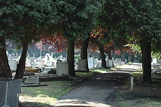 Northwood Cemetery, London - Northwood Cemetery